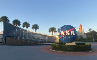 Kennedy Space Center's Launch and a Movie Drive-In Event Provides Socially Distant Once-In-A-Lifetime Experience
