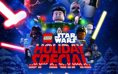 "Disney+ Shares Official Trailer for ""The LEGO Star Wars Holiday Special"" Ahead of November 17th Premiere"