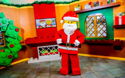 LEGOLAND Florida Builds On Favorite Holiday Traditions With New Experiences and All New Stage Show