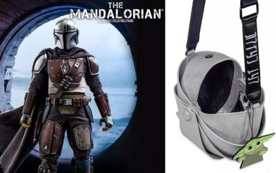 "Mando Mondays Week 4 Brings More ""The Mandalorian"" Merchandise to shopDisney"