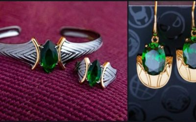Magnificently Mischievous Loki Marvel x RockLove Collection Launches on November 5