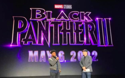 "Marvel's ""Black Panther"" Sequel Will Reportedly Begin Filming in July, Adds Tenoch Huerta to Cast"