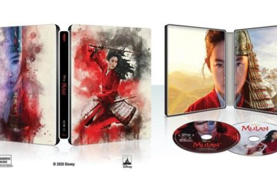 "Disney's Live-Action and Animated Versions of ""Mulan"" Come to 4K, Blu-ray on November 10"