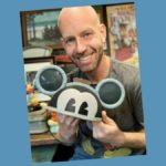 New Disney Parks Designer Collection Mickey Ears from Brett Iwan Coming Tomorrow