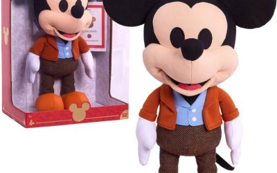 New Disney Year of the Mouse Collector Plush Available Now for D23 Members Exclusively on Amazon