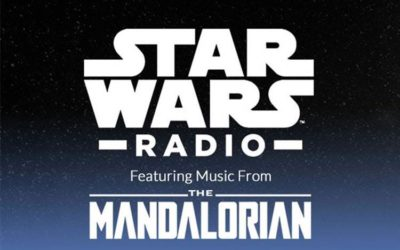 New Star Wars Music Pop-Up Channel Now Available on Dash Radio
