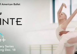 """Youth Ballet Documentary Series """"On Pointe"""" Comes to Disney+ on December 18"""