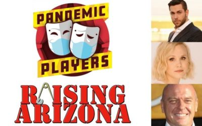"""Zachary Levi, Alison Pill to Participate in Pandemic Players Table Read of 20th Century Fox's """"Raising Arizona"""""""