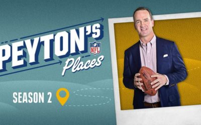 "Season 2 of ""Peyton's Places"" Premieres on ESPN+ on November 29"
