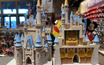 Photos - Attraction Ornaments, Spaceship Earth Cookie Jar and More at World of Disney in Disney Springs