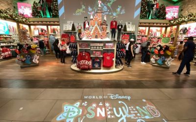 Photos - Holiday Merchandise and Decor Arrives at Downtown Disney