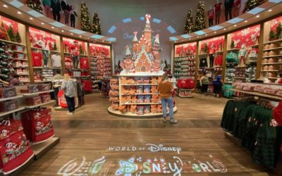Photos - Holiday Merchandise Now Available at World of Disney at Disney Springs