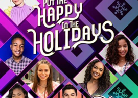 "Disney Channel Makes Spirit Bright with ""Put the Happy in the Holidays"" Music Video"