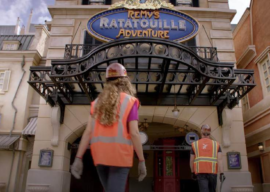 Go Behind-the-Scenes of Remy's Ratatouille Adventure in New Video