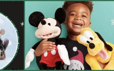 Sunday Shopping Spree: Save Big with shopDisney Black Friday Deals on Ornaments, Plush and More