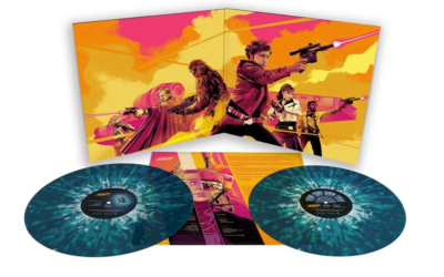 "Mondo to Release Limited Edition ""Solo: A Star Wars Story"" LP"