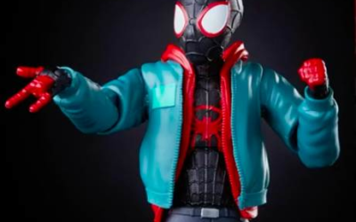"""Spider-Man: Into the Spider-Verse"" and Other New Marvel Figures Available for Pre-Order at Hasbro Pulse"