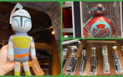 New Life Day Merchandise Released at Star Wars: Galaxy's Edge