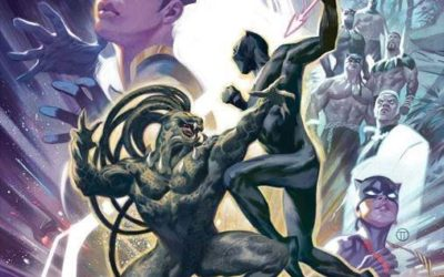 "Ta-Nehisi Coates' ""Black Panther"" Returns in February with ""Black Panther #23"""