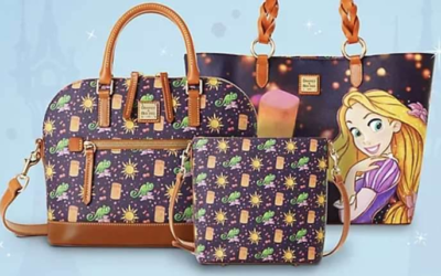 Tangled 10th Anniversary Dooney & Bourke Collection Now Available