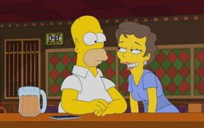 "TV Recap: ""The Simpsons"" Season 32, Episode 5 - ""The 7 Beer Itch"""