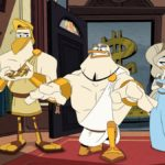 """TV Review: """"DuckTales"""" Season 3, Episode 15 - """"New Gods On the Block!"""""""