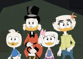 """TV Review: """"DuckTales"""" Season 3, Episode 17 - """"The Fight for Castle McDuck!"""""""