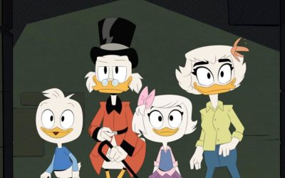 "TV Review: ""DuckTales"" Season 3, Episode 17 - ""The Fight for Castle McDuck!"""