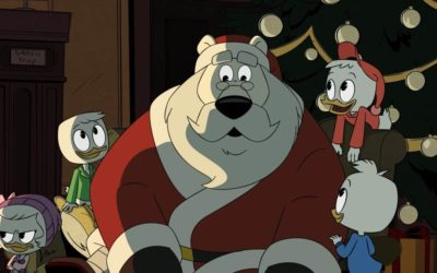 "TV Review: ""DuckTales"" Season 3, Episode 18 - ""How Santa Stole Christmas!"""