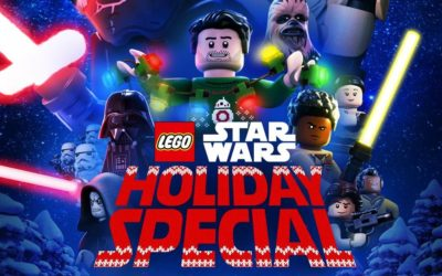 "TV Review: ""LEGO Star Wars Holiday Special"" (Disney+)"