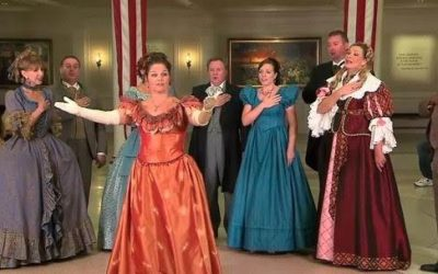 Voices of Liberty to be Featured Performers at 2021 Taste of EPCOT International Festival of the Arts