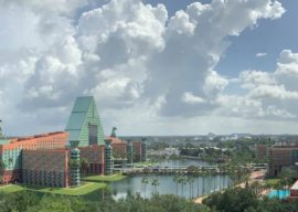 Walt Disney World Swan and Dolphin Releases First Images from Top Floor of The Swan Reserve