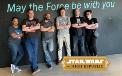 Who's the Bossk? - Episode 43: High Republic Hullabaloo with Guests Charles Soule, Justina Ireland, Claudia Gray, Cavan Scott, Daniel José Older, and Michael Siglain
