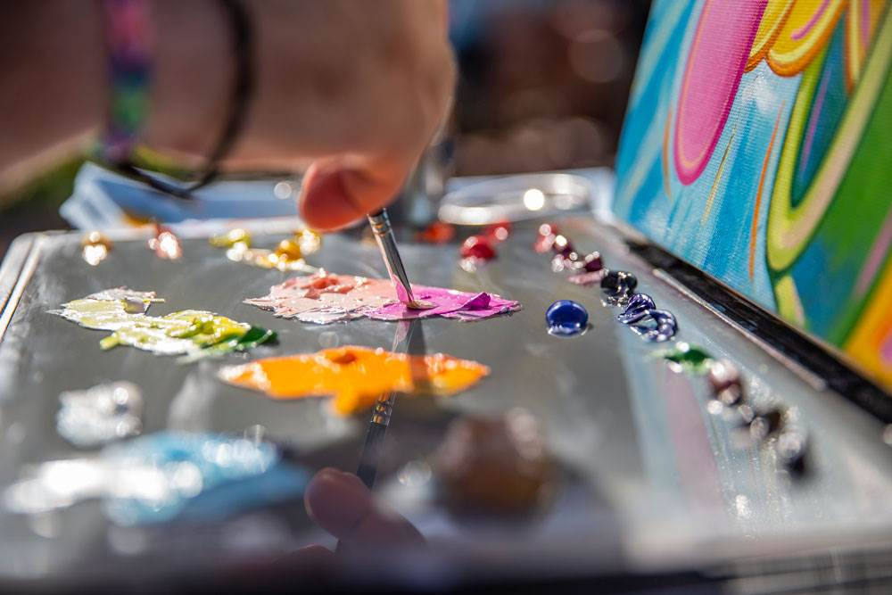 A New Food Studio And Entertainment Acts Highlight The 2021 Taste Of Epcot International Festival Of The Arts Laughingplace Com