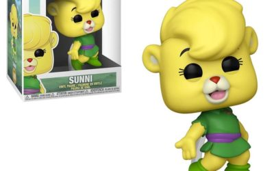 """""""Adventures of the Gummi Bears"""" Funko Pop! Figures Available for Pre-Order Now"""