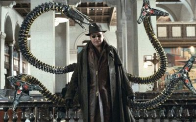 """Alfred Molina to Reprise His Role as Doctor Octopus for """"Spider-Man 3"""""""