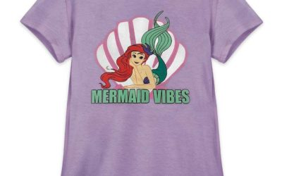 New Shirts Join shopDisney's Sensory-Friendly Collection for Kids