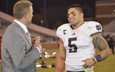 "ESPN to Explore Manti Te'o Catfishing Scandal with ""Backstory: The Tale of Te'o"""