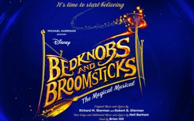 """""""Bedknobs and Broomsticks"""" Stage Musical Coming to UK in 2021"""
