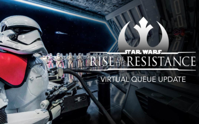 Star Wars: Rise of the Resistance Boarding Group Distribution Times Are Changing December 20th