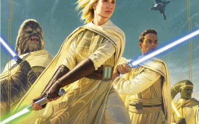 "Book Review - ""Star Wars: The High Republic - Light of the Jedi"""