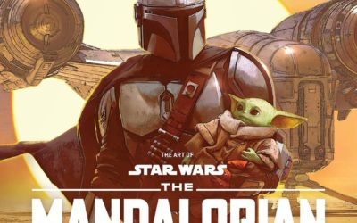 "Book Review - ""The Art of Star Wars: The Mandalorian"""