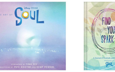 "Book Reviews: New Pixar ""Soul"" Books Pull On The Heart – and Soul – Strings"