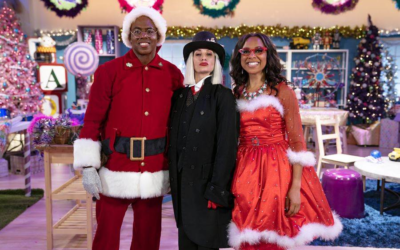 TV Recap: Disney Channel's Epic Holiday Showdown