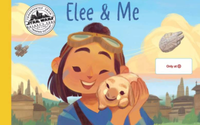 """Children's Book Review - """"Star Wars: Galaxy's Edge - Elee & Me"""""""