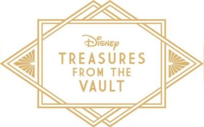 """Collect New Limited-Edition Disney Plush with """"Disney Treasures From The Vault"""" from D23"""