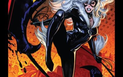 "Comic Review - ""Black Cat #1"" Adds a Wild Heist Subplot to ""King in Black"""