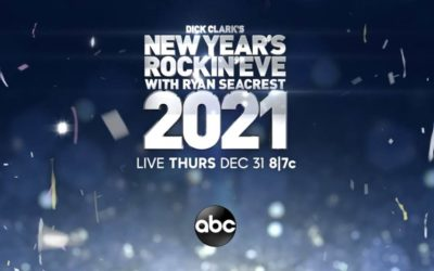 """ABC Announces Performers for """"Dick Clark's New Year's Rockin' Eve"""" to Ring in 2021"""