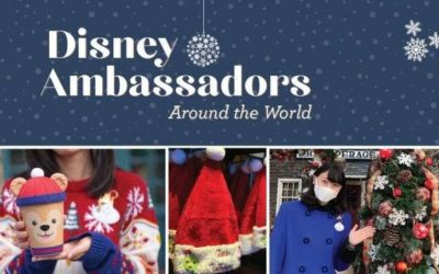 Disney Ambassadors Around the World Share Their Favorite Festive Offerings for the Holiday Season