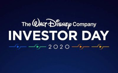 Laughing Place Podcast #315: Disney Investor Day 2020 Recap